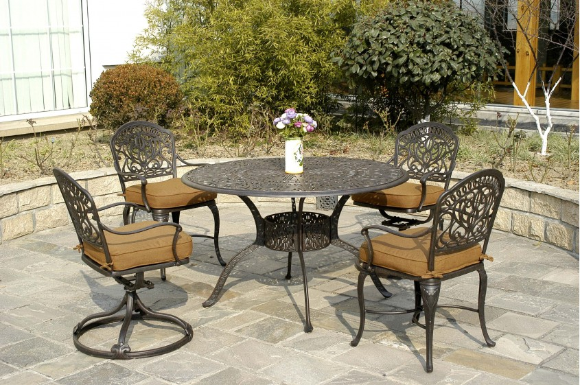 Tuscany Collection Cast Aluminum Collections Pool City