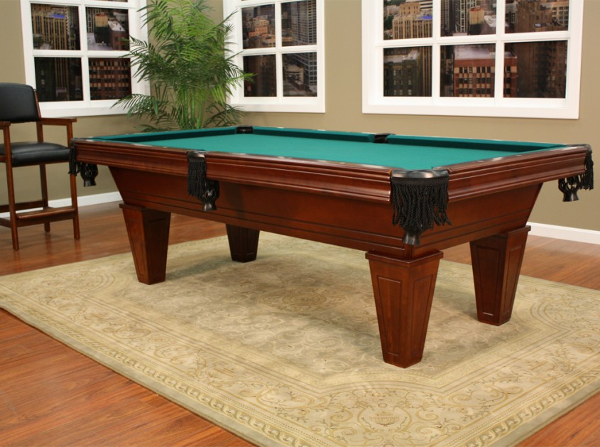 Carson Billiard Table 8 American Heritage Pool Tables