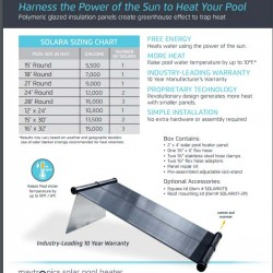 Pool Heaters Amp Solar Covers
