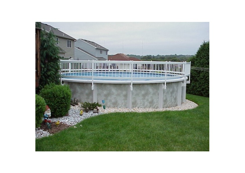 24 Quot Above Ground Resin Pool Fence Pool Accessories