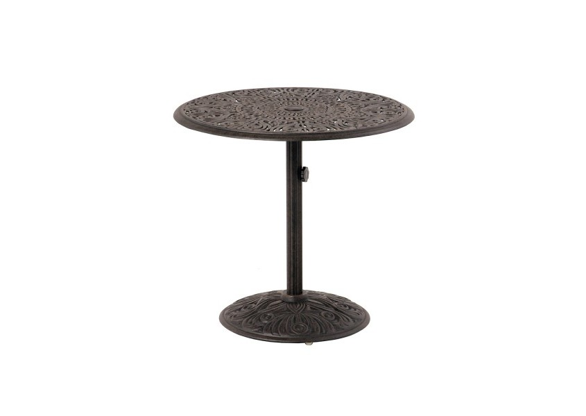 Tuscany Turin 30 Quot Round Cafe Table Bistro Tables Pool City