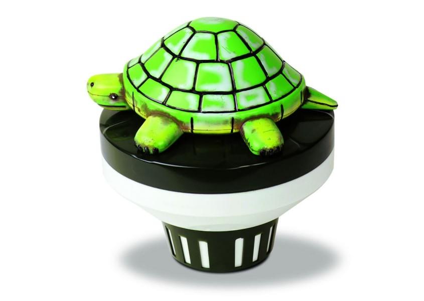 Floating Turtle Chlorine Dispenser Chemical Dispensers