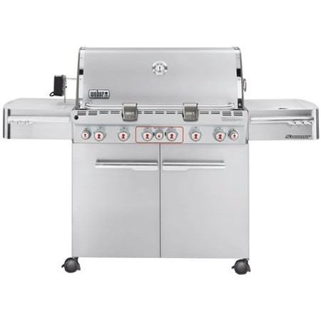 weber summit s670 natural gas