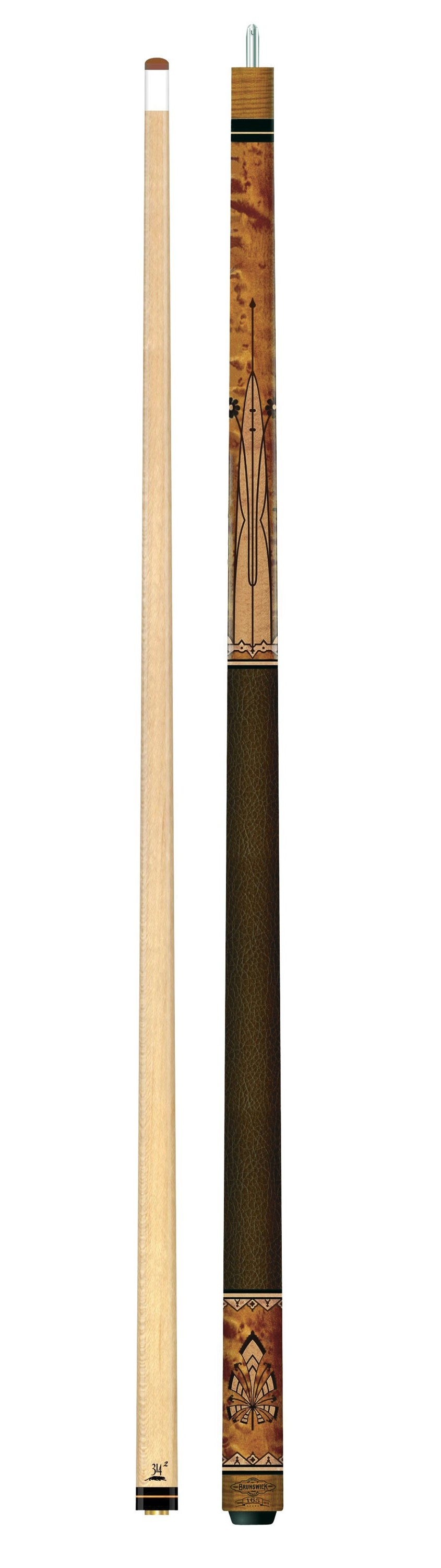 Brunswick Limited Edition Exposition Novelty Cue