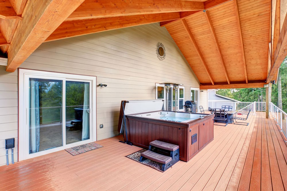 Hot Tub Covers: Put A Lid On Your Investment