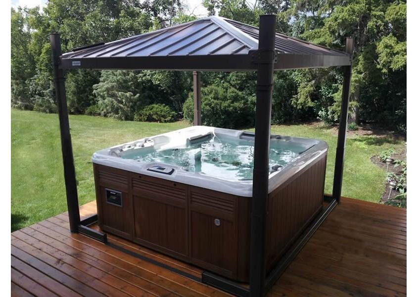 Gazebos Oasis Hot Tub Cover Main Product Image