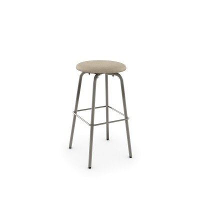 Button Swivel Stool