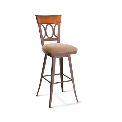 Cindy Swivel Stool alternate image