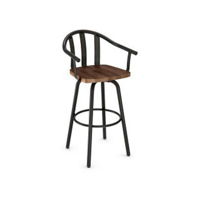 Gatlin Swivel Stool  alternate image