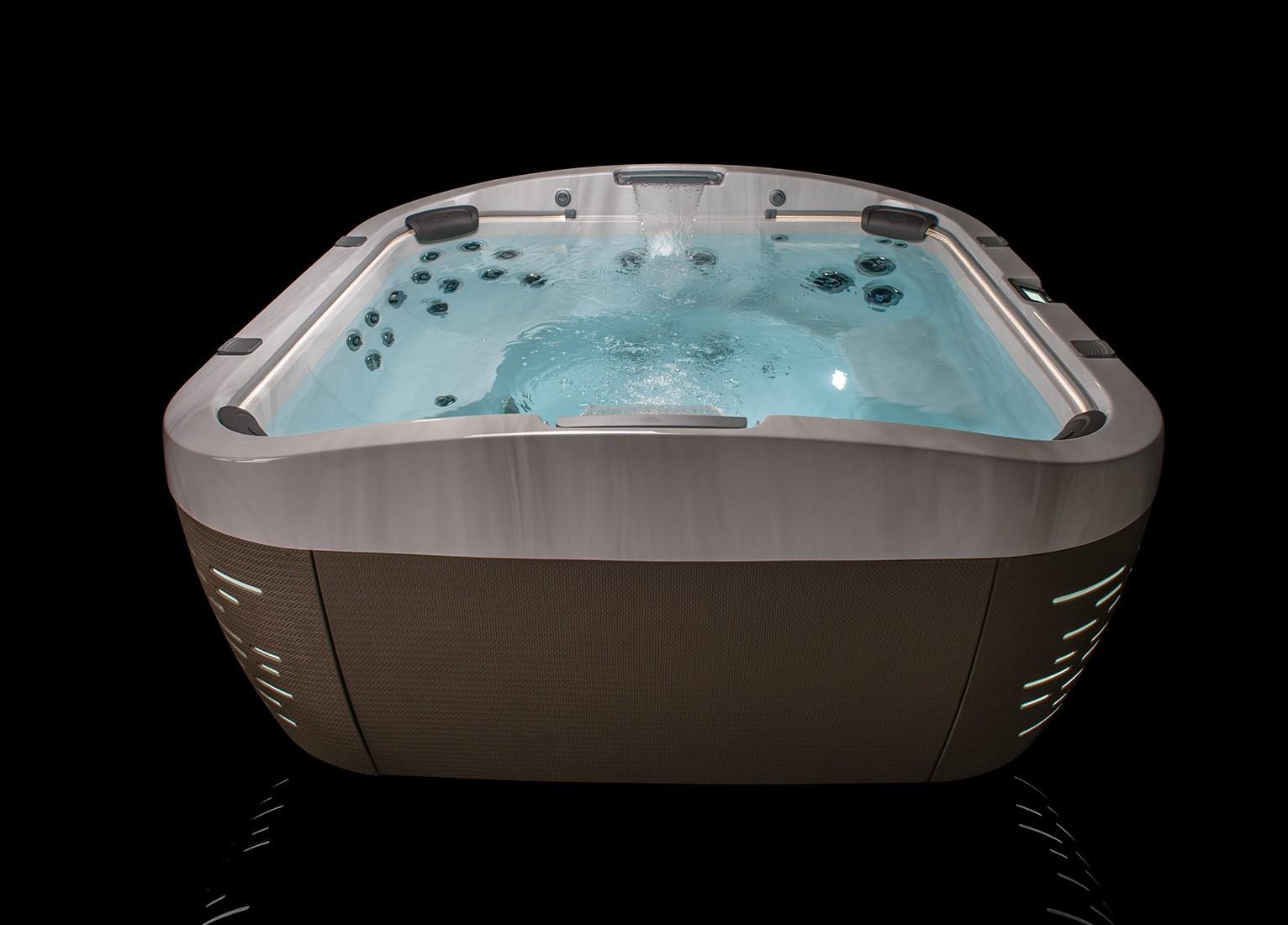 Jacuzzi J-585™ Hot Tub - Jacuzzi Hot Tubs - Pool City