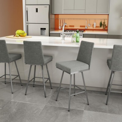 Linea Swivel Stool alternate image