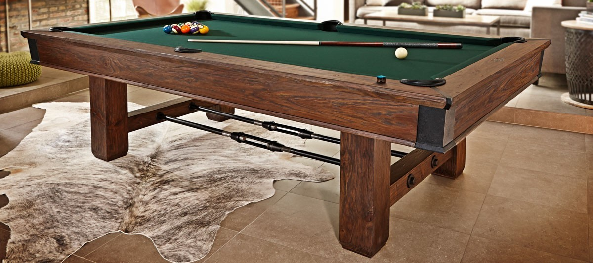 ... Billiard Table By Brunswick. Main Product Image