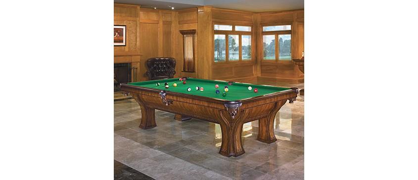Marquette Heirloom Billiard Table By Brunswick Brunswick Pool - 8ft brunswick pool table