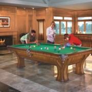 Astonishing Marquette Heirloom Billiard Table By Brunswick Brunswick Download Free Architecture Designs Scobabritishbridgeorg