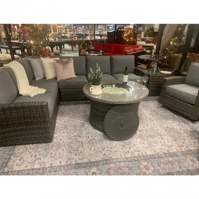Erwin and Son's Naples sectional