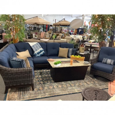 Maura sectional by Cityscape
