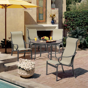 providing customers what they want when they want it - Tropitone Patio Furniture