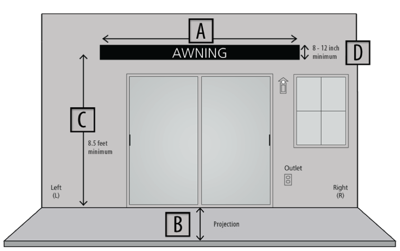 Measuring Your Awning Pool City Blog