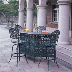 Patio Bars and Barstools