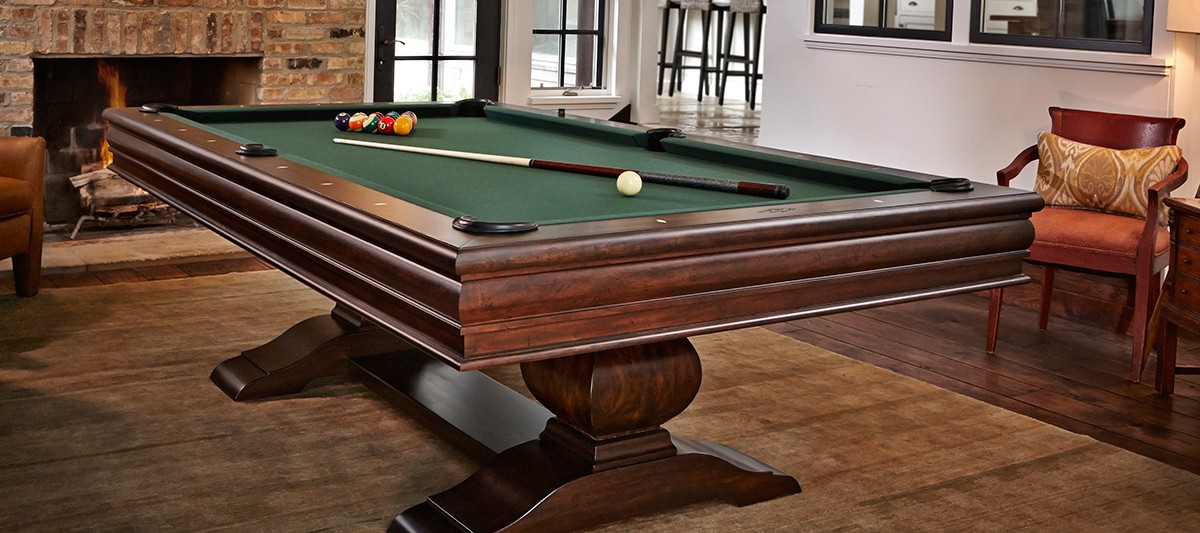 Mackenzie Billiard Table By Brunswick   Brunswick Pool Tables   Pool City