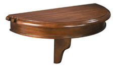 Genial Half Moon Pub Table Modern Coffee Tables And Accent